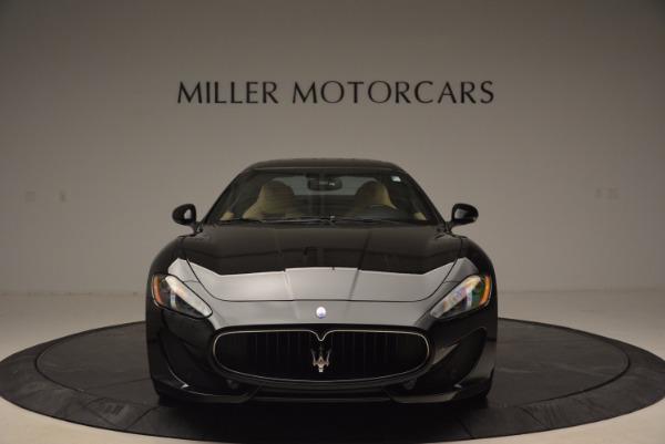 Used 2015 Maserati GranTurismo Sport Coupe for sale Sold at Alfa Romeo of Greenwich in Greenwich CT 06830 12