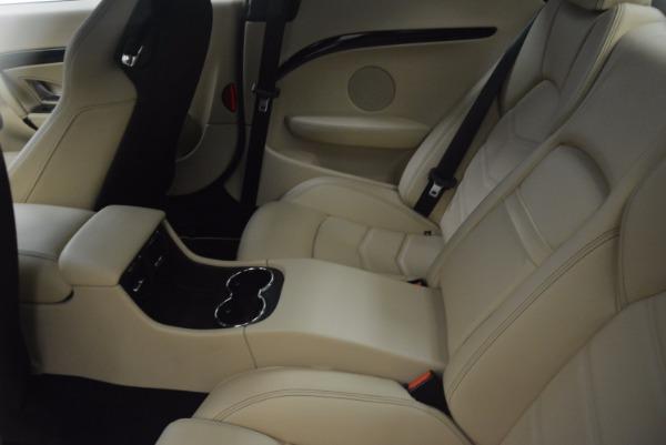 Used 2015 Maserati GranTurismo Sport Coupe for sale Sold at Alfa Romeo of Greenwich in Greenwich CT 06830 19