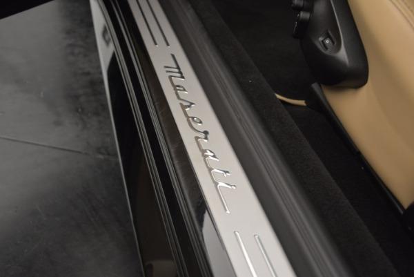 Used 2015 Maserati GranTurismo Sport Coupe for sale Sold at Alfa Romeo of Greenwich in Greenwich CT 06830 21