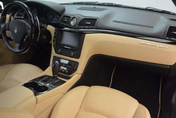 Used 2015 Maserati GranTurismo Sport Coupe for sale Sold at Alfa Romeo of Greenwich in Greenwich CT 06830 22