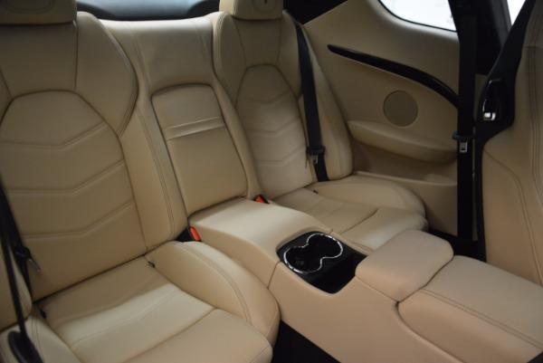 Used 2015 Maserati GranTurismo Sport Coupe for sale Sold at Alfa Romeo of Greenwich in Greenwich CT 06830 25