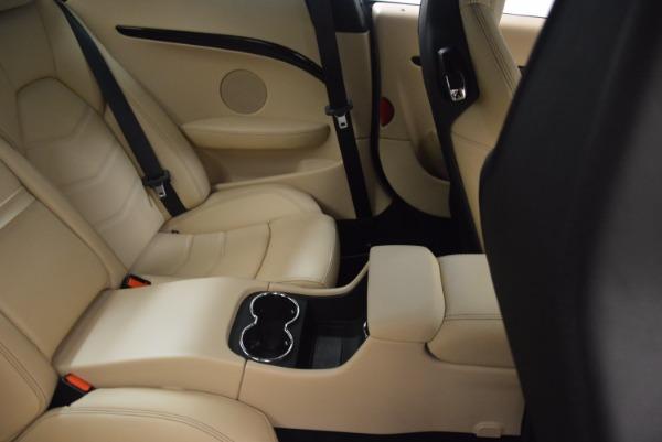 Used 2015 Maserati GranTurismo Sport Coupe for sale Sold at Alfa Romeo of Greenwich in Greenwich CT 06830 26