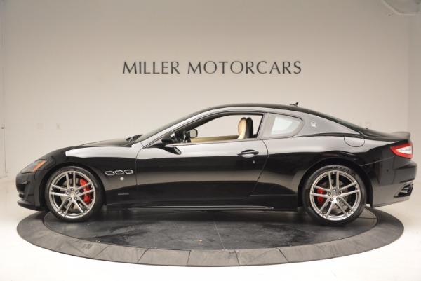 Used 2015 Maserati GranTurismo Sport Coupe for sale Sold at Alfa Romeo of Greenwich in Greenwich CT 06830 3