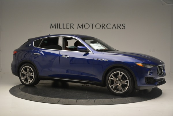 New 2018 Maserati Levante Q4 for sale Sold at Alfa Romeo of Greenwich in Greenwich CT 06830 12