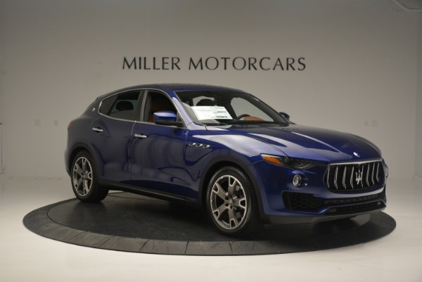 New 2018 Maserati Levante Q4 for sale Sold at Alfa Romeo of Greenwich in Greenwich CT 06830 13