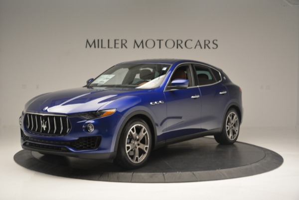 New 2018 Maserati Levante Q4 for sale Sold at Alfa Romeo of Greenwich in Greenwich CT 06830 2
