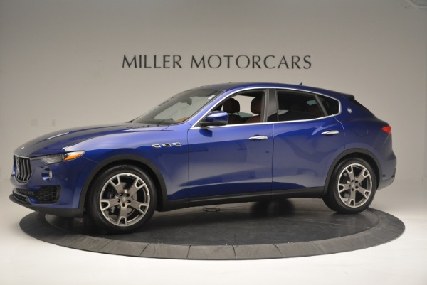 New 2018 Maserati Levante Q4 for sale Sold at Alfa Romeo of Greenwich in Greenwich CT 06830 3