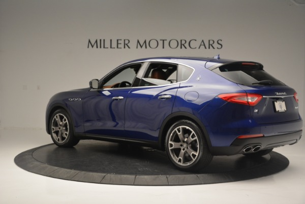 New 2018 Maserati Levante Q4 for sale Sold at Alfa Romeo of Greenwich in Greenwich CT 06830 6
