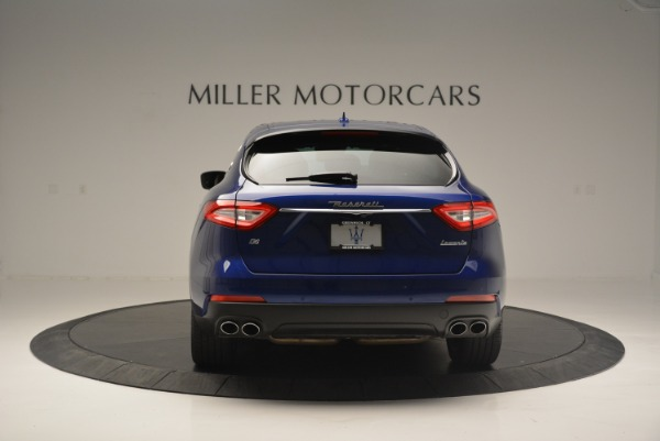 New 2018 Maserati Levante Q4 for sale Sold at Alfa Romeo of Greenwich in Greenwich CT 06830 7