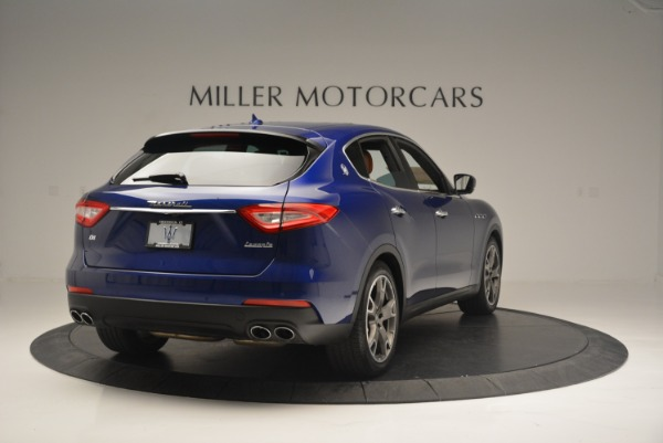 New 2018 Maserati Levante Q4 for sale Sold at Alfa Romeo of Greenwich in Greenwich CT 06830 8