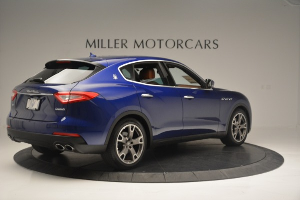 New 2018 Maserati Levante Q4 for sale Sold at Alfa Romeo of Greenwich in Greenwich CT 06830 9