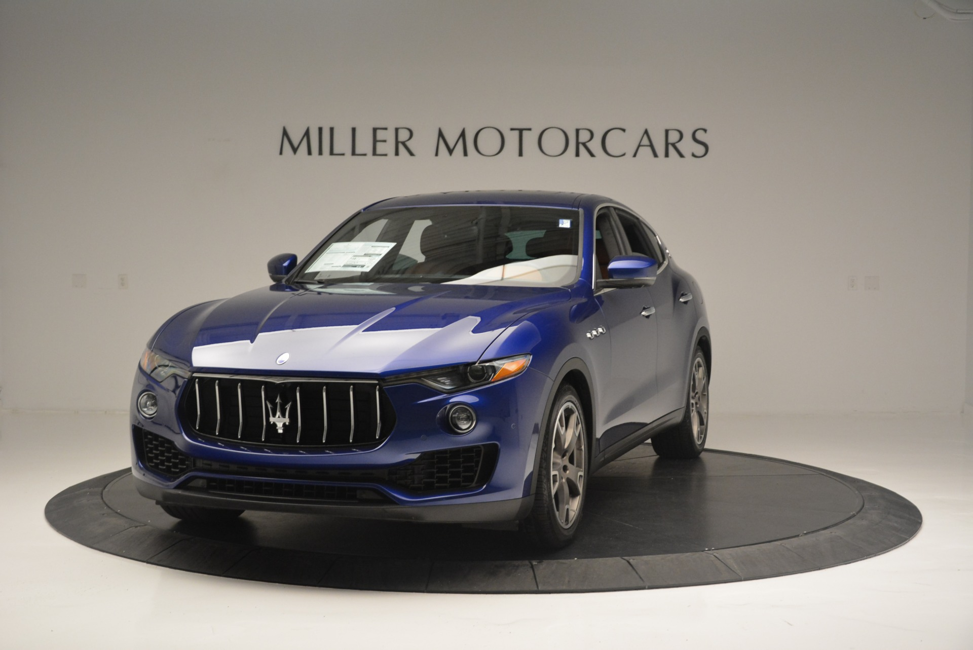 New 2018 Maserati Levante Q4 for sale Sold at Alfa Romeo of Greenwich in Greenwich CT 06830 1