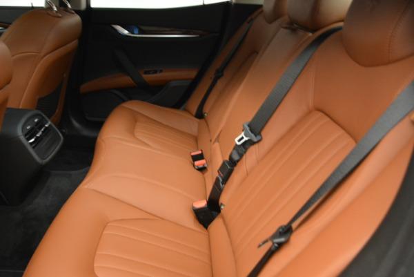 New 2018 Maserati Ghibli S Q4 for sale Sold at Alfa Romeo of Greenwich in Greenwich CT 06830 17