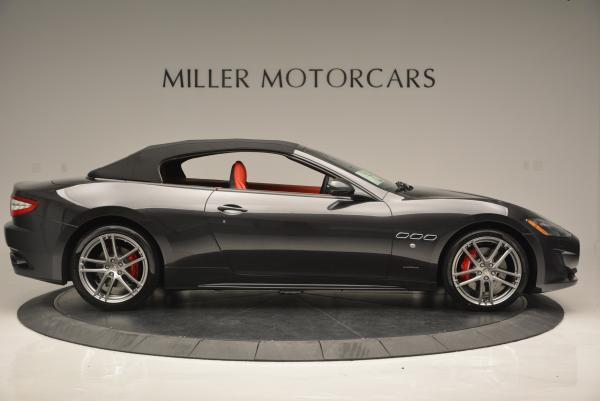 New 2017 Maserati GranTurismo Convertible Sport for sale Sold at Alfa Romeo of Greenwich in Greenwich CT 06830 11