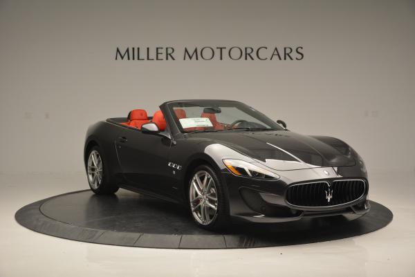 New 2017 Maserati GranTurismo Convertible Sport for sale Sold at Alfa Romeo of Greenwich in Greenwich CT 06830 14