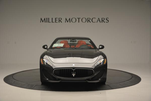 New 2017 Maserati GranTurismo Convertible Sport for sale Sold at Alfa Romeo of Greenwich in Greenwich CT 06830 16