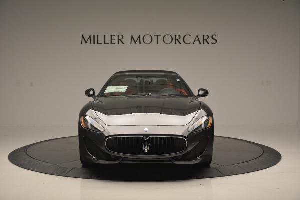 New 2017 Maserati GranTurismo Convertible Sport for sale Sold at Alfa Romeo of Greenwich in Greenwich CT 06830 27