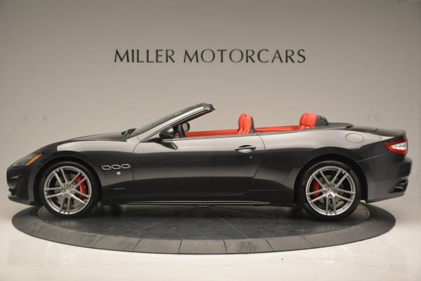 New 2017 Maserati GranTurismo Convertible Sport for sale Sold at Alfa Romeo of Greenwich in Greenwich CT 06830 5