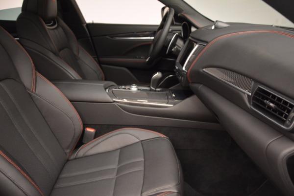New 2017 Maserati Levante S Q4 for sale Sold at Alfa Romeo of Greenwich in Greenwich CT 06830 21