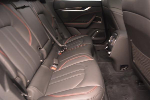 New 2017 Maserati Levante S Q4 for sale Sold at Alfa Romeo of Greenwich in Greenwich CT 06830 24