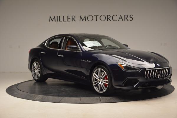 New 2018 Maserati Ghibli S Q4 Gransport for sale Sold at Alfa Romeo of Greenwich in Greenwich CT 06830 11