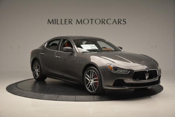 Used 2018 Maserati Ghibli S Q4 for sale Sold at Alfa Romeo of Greenwich in Greenwich CT 06830 11