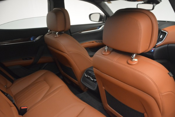 Used 2018 Maserati Ghibli S Q4 for sale Sold at Alfa Romeo of Greenwich in Greenwich CT 06830 17