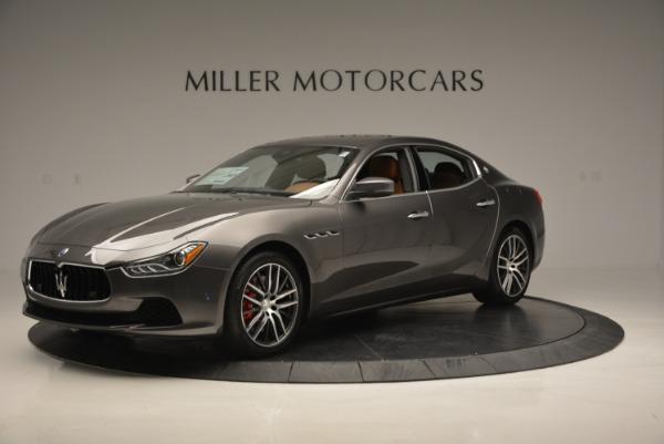 Used 2018 Maserati Ghibli S Q4 for sale Sold at Alfa Romeo of Greenwich in Greenwich CT 06830 2
