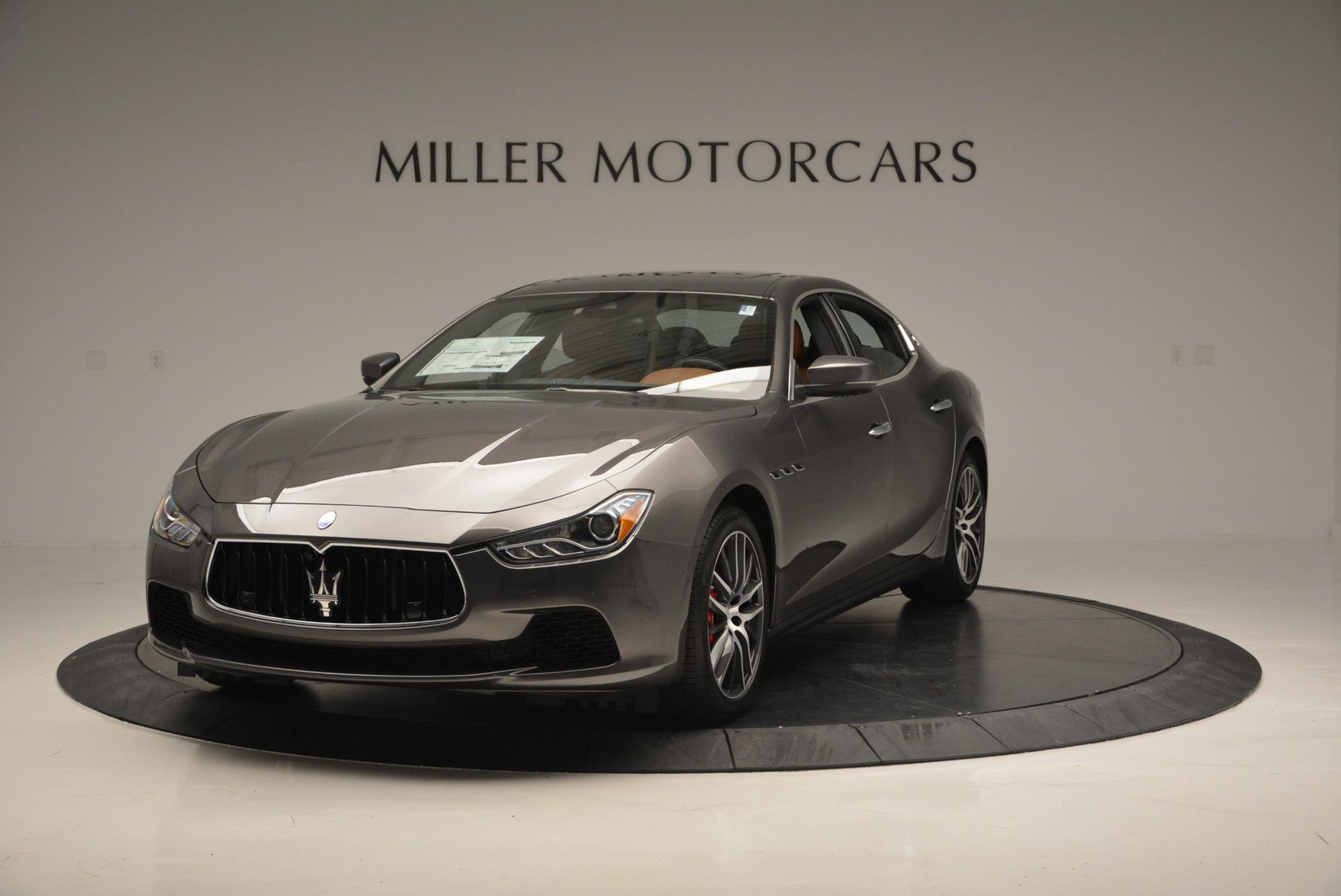 Used 2018 Maserati Ghibli S Q4 for sale Sold at Alfa Romeo of Greenwich in Greenwich CT 06830 1