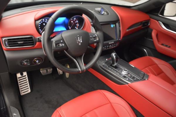 New 2018 Maserati Levante S GranSport for sale Sold at Alfa Romeo of Greenwich in Greenwich CT 06830 13