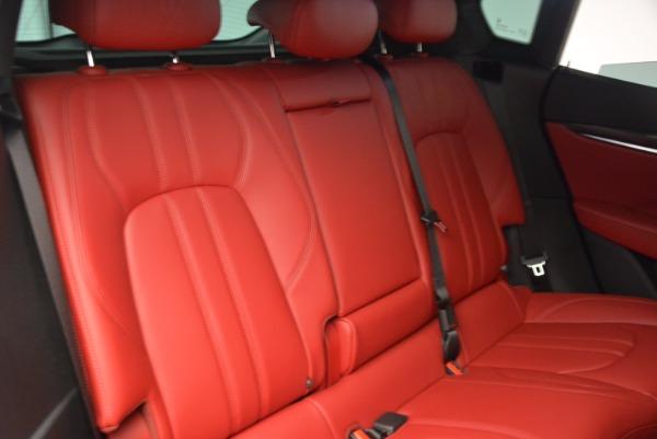 New 2018 Maserati Levante S GranSport for sale Sold at Alfa Romeo of Greenwich in Greenwich CT 06830 25