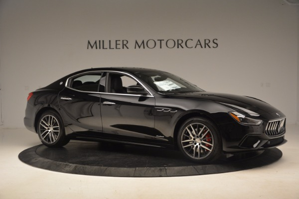 Used 2018 Maserati Ghibli S Q4 Gransport for sale Sold at Alfa Romeo of Greenwich in Greenwich CT 06830 10