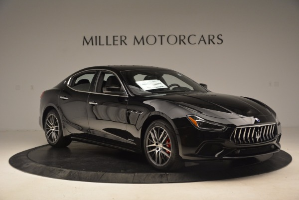 Used 2018 Maserati Ghibli S Q4 Gransport for sale Sold at Alfa Romeo of Greenwich in Greenwich CT 06830 11