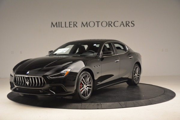 Used 2018 Maserati Ghibli S Q4 Gransport for sale Sold at Alfa Romeo of Greenwich in Greenwich CT 06830 2