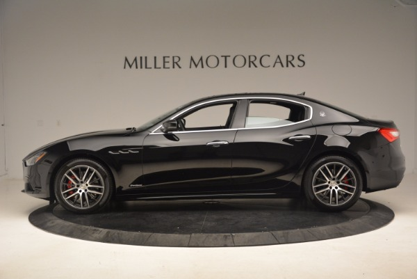 Used 2018 Maserati Ghibli S Q4 Gransport for sale Sold at Alfa Romeo of Greenwich in Greenwich CT 06830 3