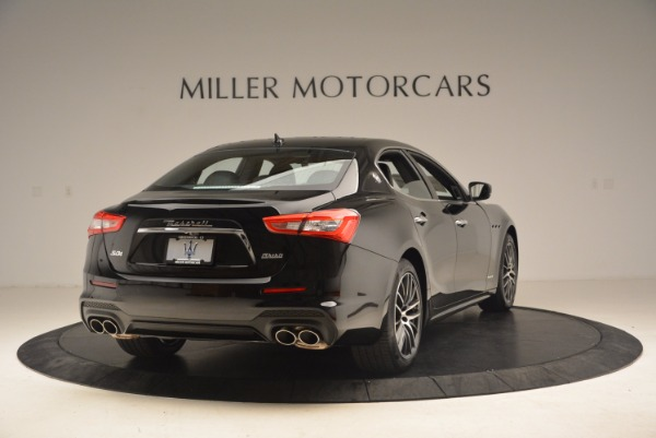 Used 2018 Maserati Ghibli S Q4 Gransport for sale Sold at Alfa Romeo of Greenwich in Greenwich CT 06830 7