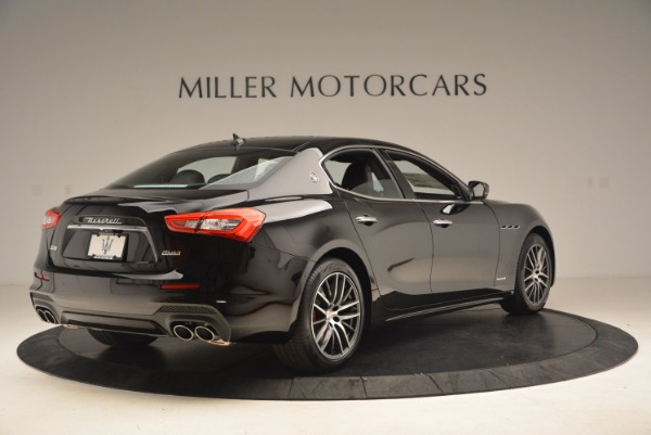 Used 2018 Maserati Ghibli S Q4 Gransport for sale Sold at Alfa Romeo of Greenwich in Greenwich CT 06830 8