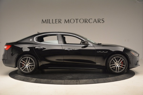 Used 2018 Maserati Ghibli S Q4 Gransport for sale Sold at Alfa Romeo of Greenwich in Greenwich CT 06830 9