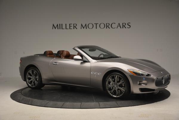 Used 2012 Maserati GranTurismo for sale Sold at Alfa Romeo of Greenwich in Greenwich CT 06830 10