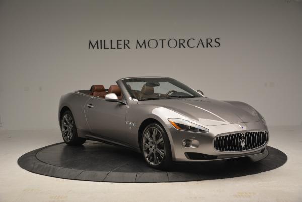 Used 2012 Maserati GranTurismo for sale Sold at Alfa Romeo of Greenwich in Greenwich CT 06830 11