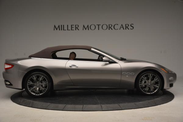 Used 2012 Maserati GranTurismo for sale Sold at Alfa Romeo of Greenwich in Greenwich CT 06830 16