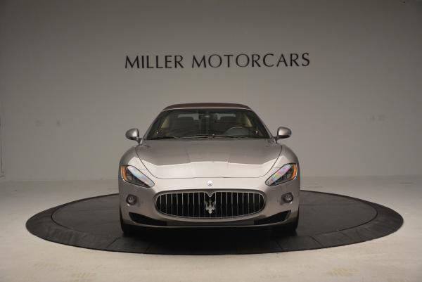 Used 2012 Maserati GranTurismo for sale Sold at Alfa Romeo of Greenwich in Greenwich CT 06830 19