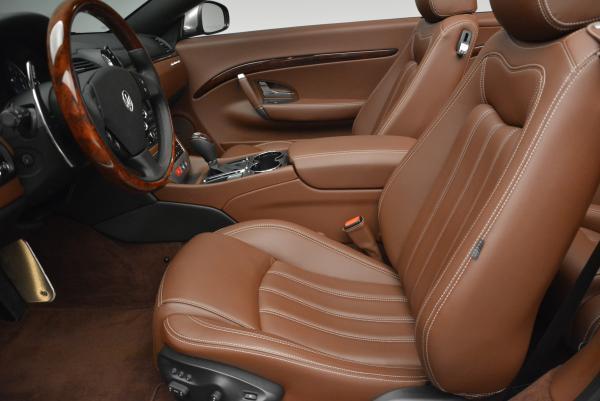 Used 2012 Maserati GranTurismo for sale Sold at Alfa Romeo of Greenwich in Greenwich CT 06830 22
