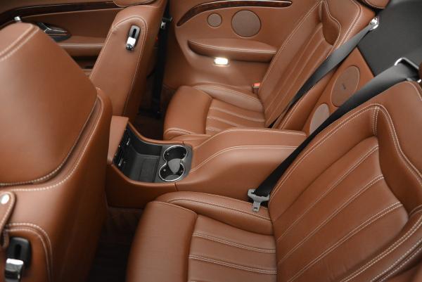 Used 2012 Maserati GranTurismo for sale Sold at Alfa Romeo of Greenwich in Greenwich CT 06830 25