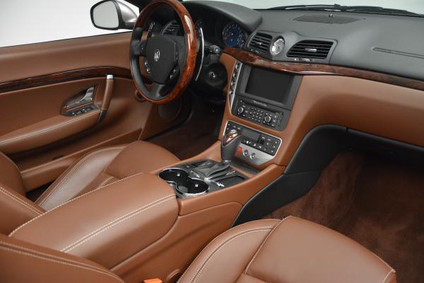 Used 2012 Maserati GranTurismo for sale Sold at Alfa Romeo of Greenwich in Greenwich CT 06830 26