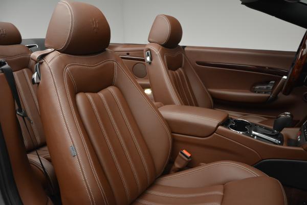 Used 2012 Maserati GranTurismo for sale Sold at Alfa Romeo of Greenwich in Greenwich CT 06830 28