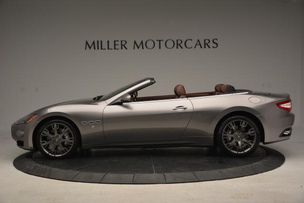 Used 2012 Maserati GranTurismo for sale Sold at Alfa Romeo of Greenwich in Greenwich CT 06830 3