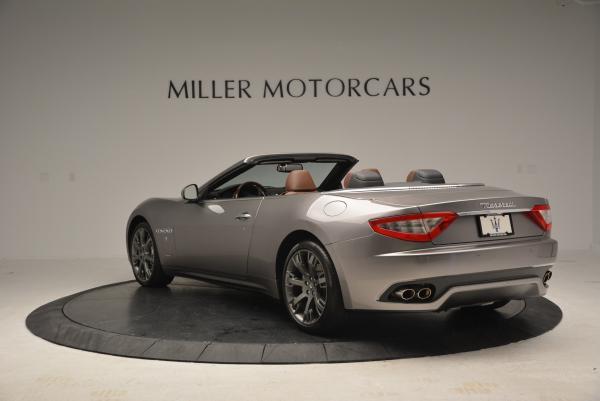 Used 2012 Maserati GranTurismo for sale Sold at Alfa Romeo of Greenwich in Greenwich CT 06830 5
