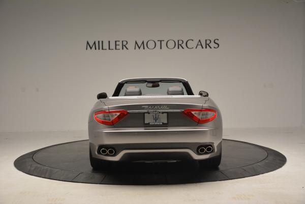 Used 2012 Maserati GranTurismo for sale Sold at Alfa Romeo of Greenwich in Greenwich CT 06830 6