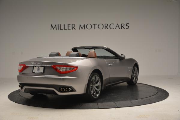 Used 2012 Maserati GranTurismo for sale Sold at Alfa Romeo of Greenwich in Greenwich CT 06830 7